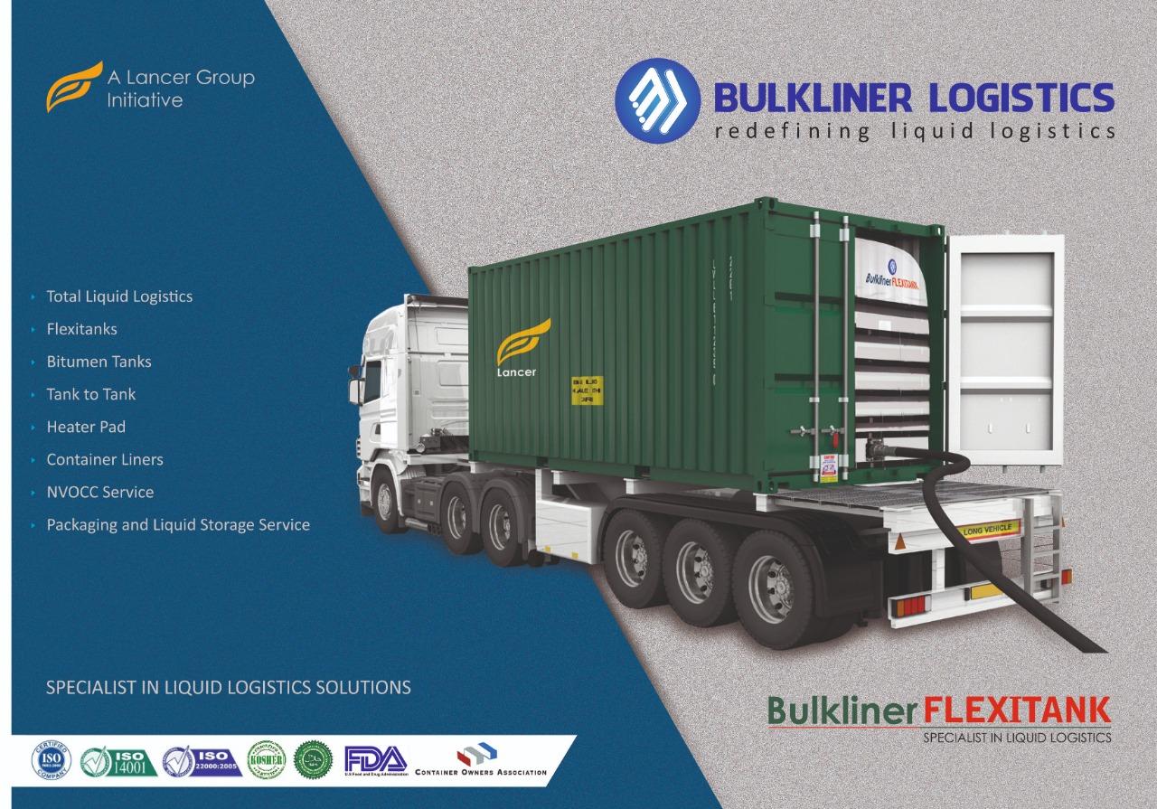 Bulkliner Flexitank Manufactured in India